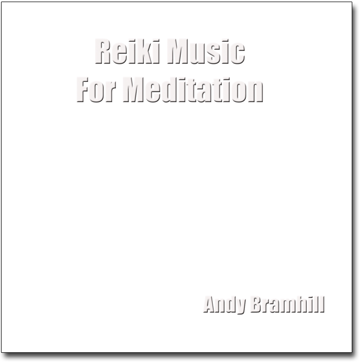 Reiki Music For Meditation - Buy CD